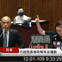 快新聞/國民黨指控行政院警官隊監聽 蘇貞昌:沒必要這麼做 待了解事實