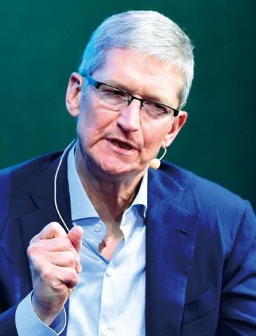 回絕開後門!「這件事」竟然讓蘋果庫克摃上美政府….理由則是為了客戶著想,太衝動了!