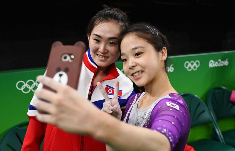 竊聽疑雲?北韓選手奧會贈三星手機卻遭政府收回