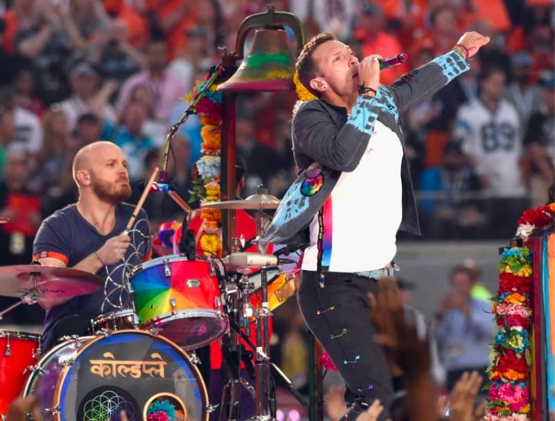 Coldplay行將…