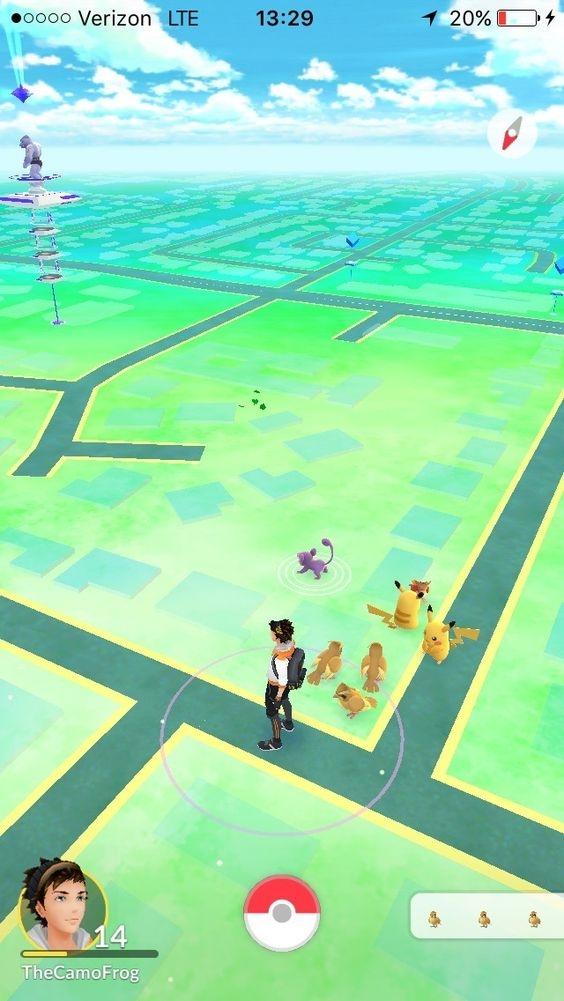 【Pokemon Go 必知】不需薰香就可以有「很多多少寶可夢呈現」!來自網路上的朋友們揣測原來要「如許做」!