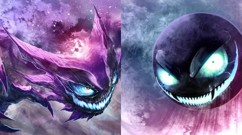 超帥「魔鬼系」寶可夢Pokemon!再問你一次,你會選擇丟球還是逃命!?