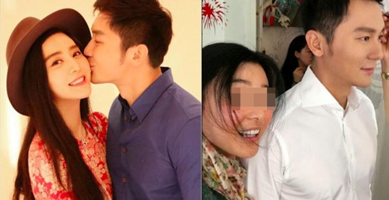范冰冰「素顏」去探李晨的班,李晨竟然叫她「大姐」!沒想到憤怒的網友一看到照片就稱讚起李晨來!