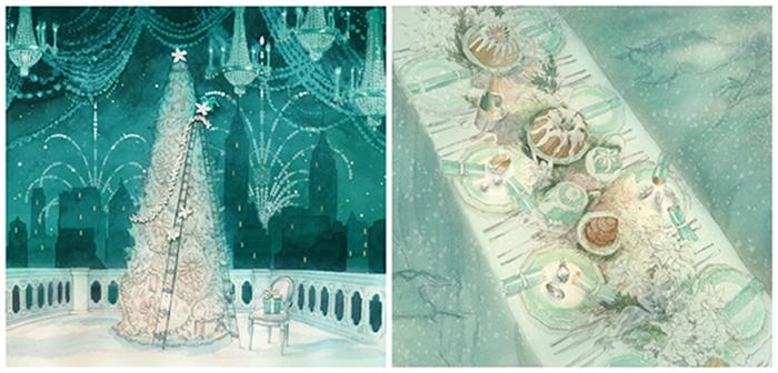 鑽石打造ge冬日銀白雪景! Tiffany & Co. 2016聖誕櫥窗夢幻揭幕,香港交友討論區