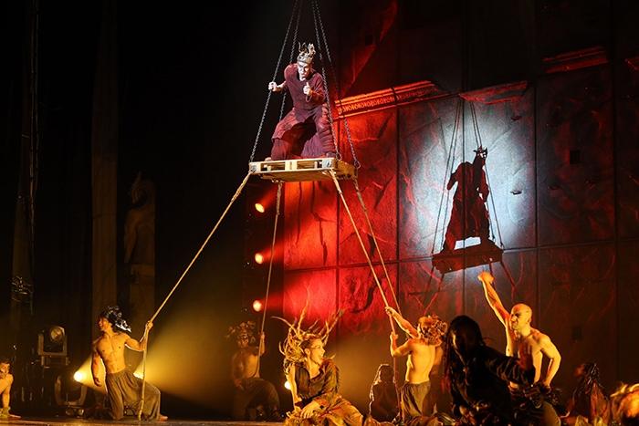 經典法文音樂劇《鐘樓…