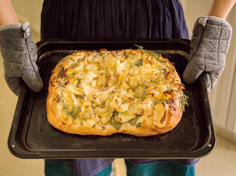 把「超級食物」-雜穀變成麵包就超容易入口的啦!既營養又健康~酥脆、鬆軟兩種口感一次滿足!