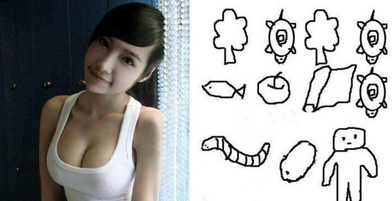 越南新娘剛嫁來台灣,連一個字都不會寫!但是她卻寫下「這封信」,老公一看完馬上就回來了!