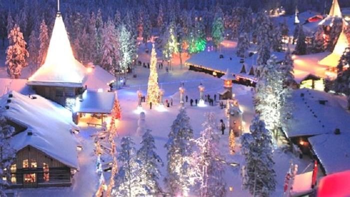 一年給自己一份聖誕大禮!5個此生必去的夢幻冬日景點