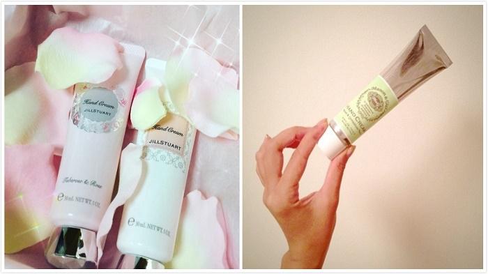 塗抹使用起來感覺超棒♡日本藝人也愛用的4款優秀「護手霜」介紹♪