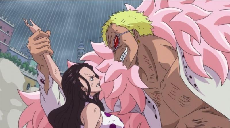 誰說尾田不會畫愛情!盤點《航海王》中的官配情侶,薩波二嫂超速配,做過「大人的事」的明哥進展神速!