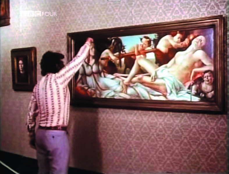 最具影響力藝評家、《看的方式》作者約翰.柏格離世