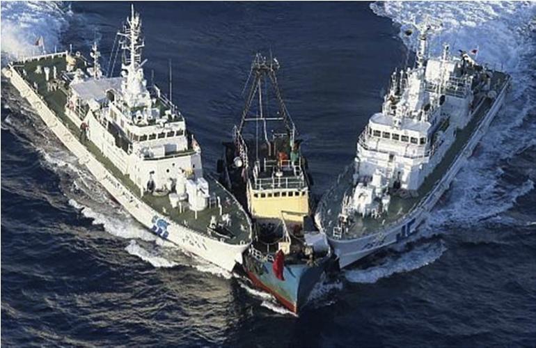 外傳遼寧艦航將再穿台灣海峽 台灣海空軍高度戒備