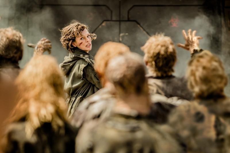 【惡靈古堡】女主角蜜拉喬娃維要來台了!台北將引爆殭屍狂熱~最終章連男神李準基都加入陣營!