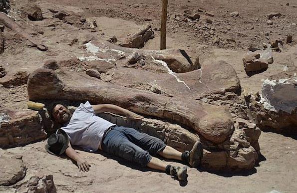 男子發現「巨大骨頭」他通報政府卻沒人鳥他!但過幾天竟有200人衝進他家,因為他發現的是「這個」!
