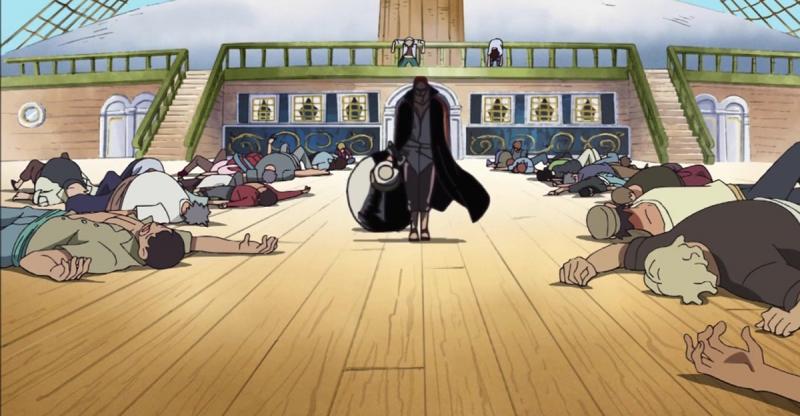 擁有「最高級」霸王色霸氣沒幾個人!《海賊王》霸王色霸氣分這幾個「等級」…雷利只有「中級」!
