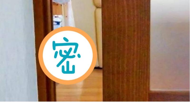 日本網友在家養了一隻兔子,結果抓到一個偷窺狂…