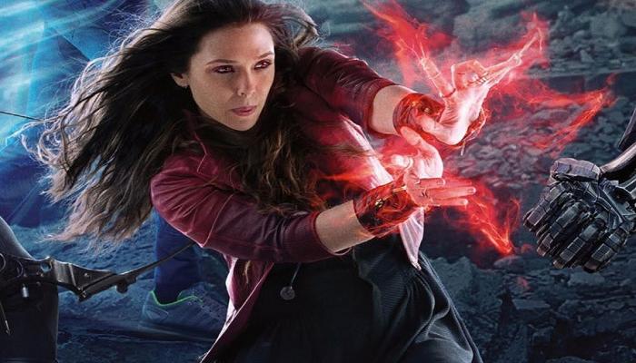 緋紅女巫輸慘!這個來路不明的小丫頭竟然「複製」緋紅女巫的超能力,輕鬆完虐上一任BUG英雄!