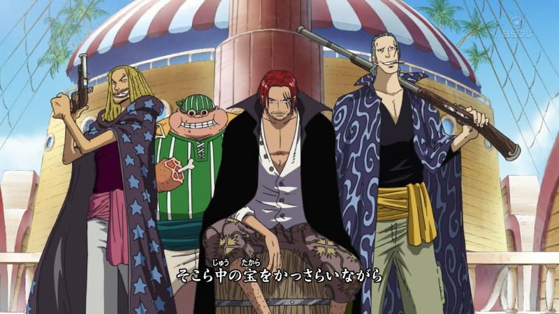 三個四皇都在搞「小動作」,為什麼唯獨「紅髮」一個人安安靜靜的?