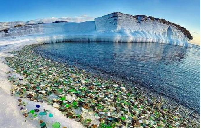 震驚!整個海灘上全是寶石?不來感覺錯過好幾個億啊!