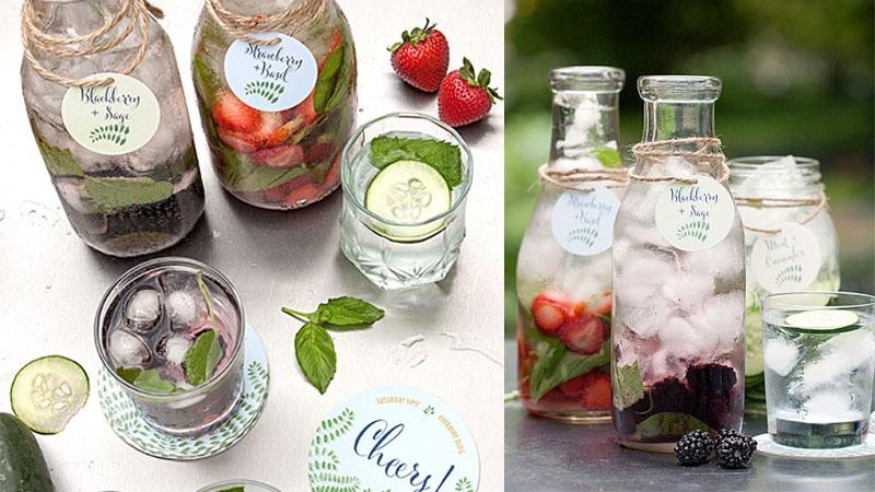 夏天喝飲料怕胖嗎?小資女都該學一下!辦公室也能輕鬆DIY的「5種美麗飲料」~ #2 美白又助消化,超適合中午飯後來一杯!