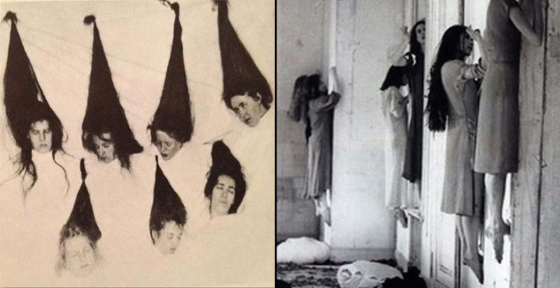 老攝影師過世後孫子意外翻出9張「怪異舊照片」,才發現原來他以前竟度過荒唐行為 #6 到底是什麼「詭異儀式」?!