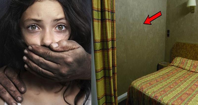 這名男子無意間「把民宿的房間照片拍下來」卻意外救了這位女孩一命!網友知道原因後,都瘋狂拍起「房間照」來!