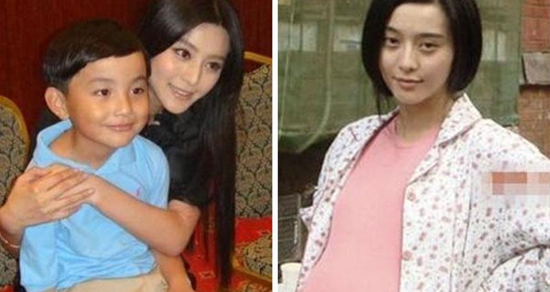 「他」到底是弟弟還是私生子?范冰冰和李晨交往2年後,終於首度公開承認與「這個小男孩」的關係...