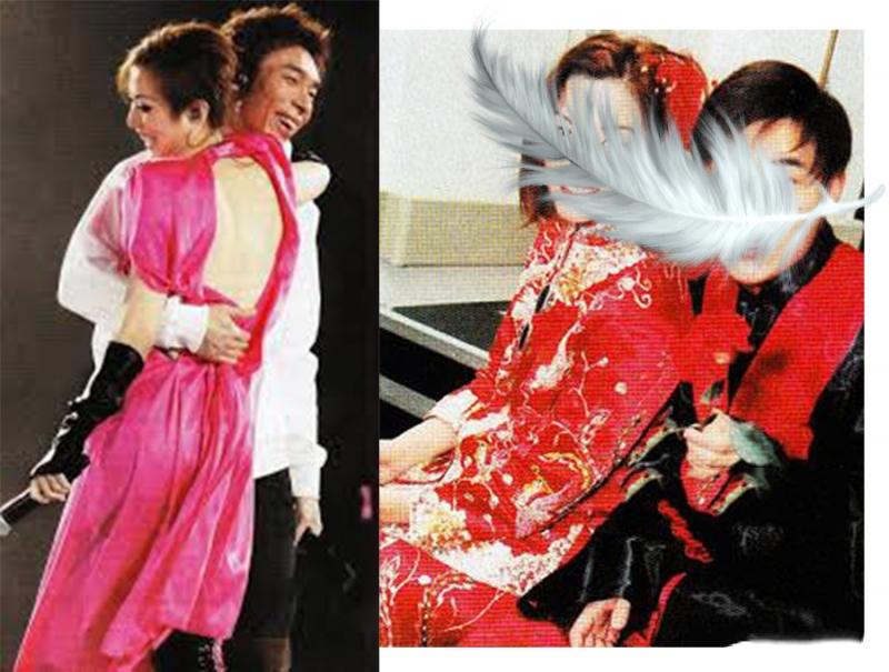 鄭秀文、許志安終於結婚了!揭密二人到40幾才結婚的原因…