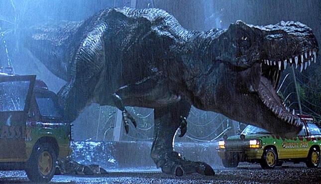 侏羅紀公園 暴龍