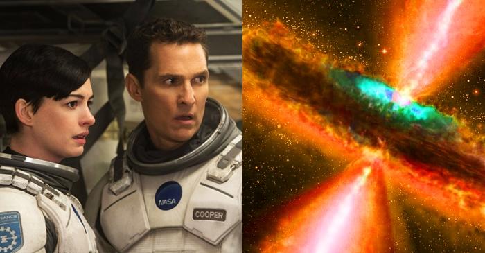 星際效應2準備要開拍了?人類首次證實愛因斯坦百年前重力波預言!