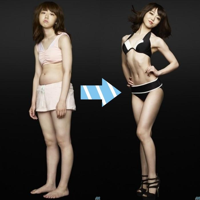 太強惹!2個月竟減15公斤!日本最新熱門瘦身法,看日本偶像團體AKB48的峯岸南是怎麼辦到的....