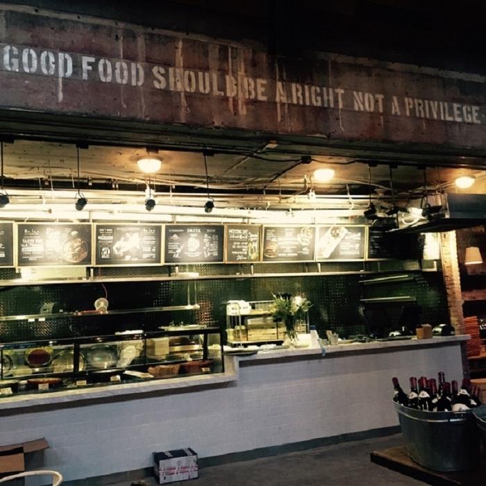 GREEN&SAFE the BARN-Food lover的游乐场