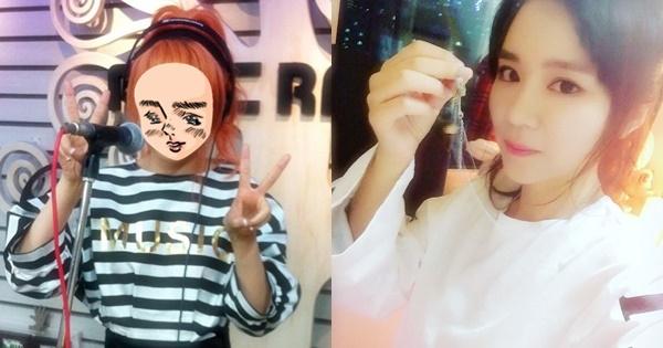 韓國正妹歌手被誤認為台灣妞,被挖出舊照證明「妝髮真的好重要」~
