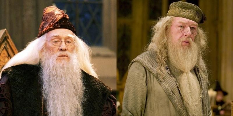 除了鄧不利多之外還有別人!《哈利波特》中慘遭「換角」的15個演員,你有發現他們是不同人演的嗎?