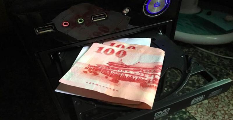 注意!藏私房錢時,一定記得在「錢中間夾一張紙」!因為關鍵時刻能救你一命!