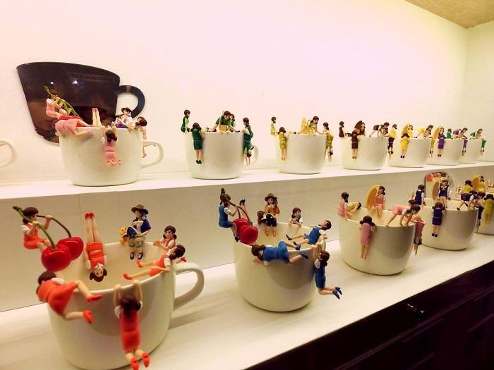 最KUSO也最療癒的《杯緣子展》來了!千隻杯緣子扭蛋大軍進擊登場!