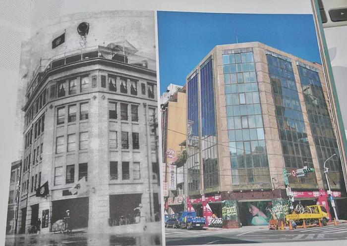 台灣最早的百貨公司原來在「這」?!4條路線,回顧台北城的前世與今生...30年代的台北地標是「它」!