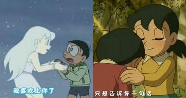 大雄其實超受女生歡迎!《哆啦A夢》裡5個喜歡過大雄的女孩,每一個居然都比靜香漂亮!