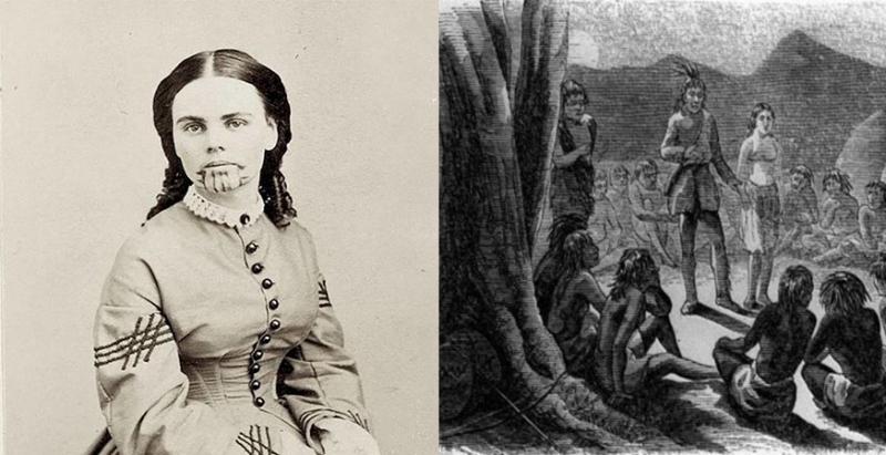 這個女人全家「被土著屠殺」,自己卻被俘虜到部落變成奴隸!最後的下場竟然是......