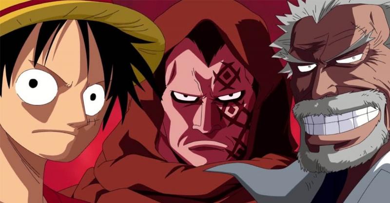 《海賊王》連羅傑都懼怕的神秘存在!他們八個人瓜分了整個海賊世界!