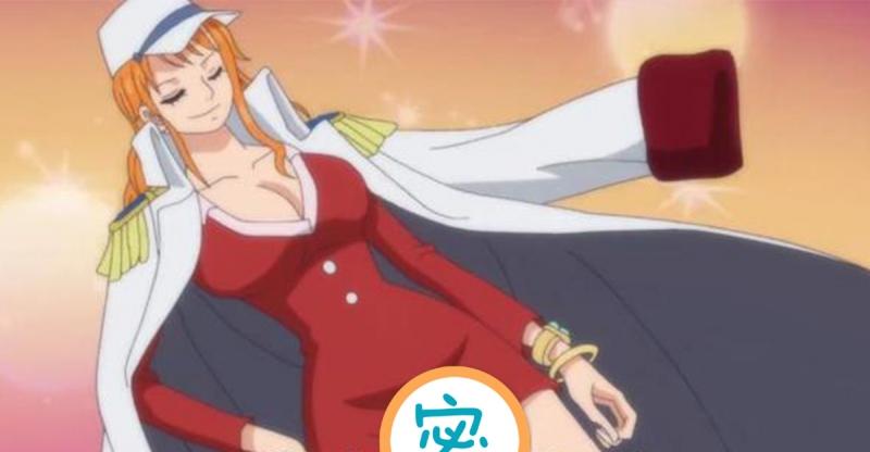 《海賊王》娜美穿上海軍服太噴血了,下面這個「凸凸」的地方,竟然是…尾田太污了!