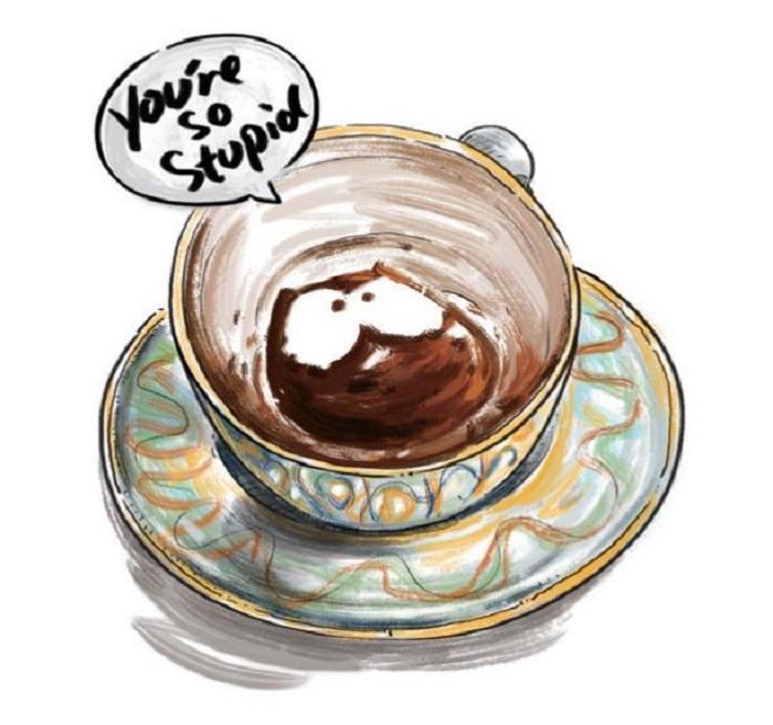 【土耳其咖啡占卜】滿月形代表你會成為幸運的人?!超神奇的咖啡占卜,快來測試看看你的命運...
