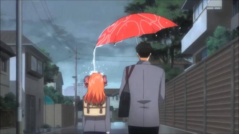 你和女孩一起會怎麼撐傘?從「撐傘動作」看出你是什麼類型的男人!最後一張看不懂的人注定孤獨一生啊~