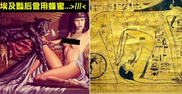 7個「超臉紅心跳的紀載」證明古埃及人根本是「全世界最色」的一群人!#2連跟鱷魚都可以愛愛?!