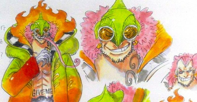 最強惡魔果實就是這個!《海賊王》尾田證實「複製果實」的存在…他目前就在新世界!