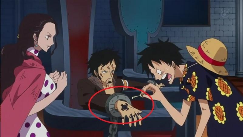 不靠鑰匙也能打開!盤點《海賊王》破解「海樓石手銬」的五種超瞎方法,#4 最殘忍、#5 最霸氣!