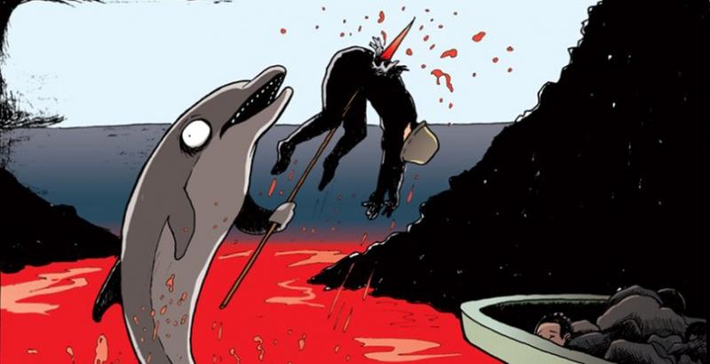 7張圖告訴你這個世界「動物做主」,人類會有多悲慘的下場!#3我不敢再這樣對待狗狗了!?