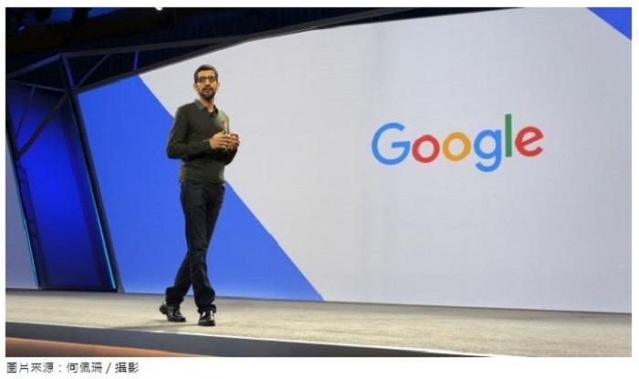當雲端與人工智慧合體,Google成長魔術秀上場