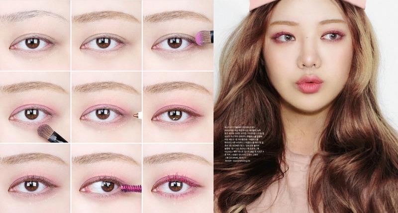 黑色眼線OUT!日韓女星都用「彩色眼線」!畫出百變心機春夏妝~ #石原聰美的粉紅色眼線超值得一試!