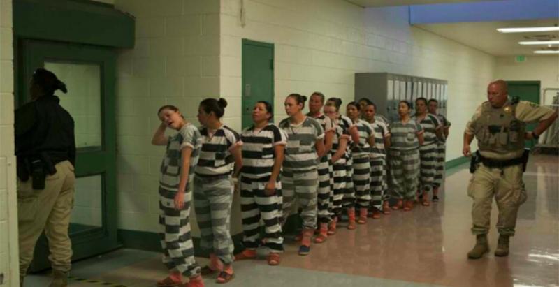 這座世界最大的「女子監獄」每年都有人「不停懷孕」產生寶寶,一問之下獄警當場「臉色鐵青」